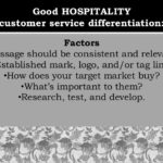 Branding and hospitality: What's your differentiation?
